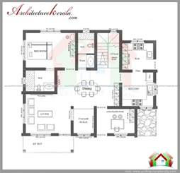 Kerala Style 3 Bedroom Single Floor House Plans 3 Bedroom House Plans 1200 Square
