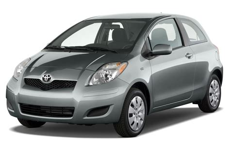 2010 Toyota Reviews by 2010 Toyota Yaris Reviews And Rating Motor Trend