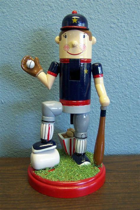 baseball player nutcracker my nutcrackers pinterest