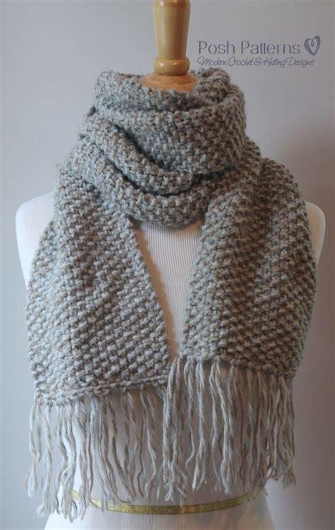 Bandana Knit knitting patterns for scarves www pixshark images