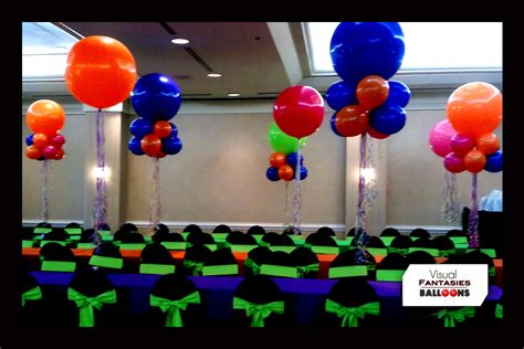 Picture Wall Decor Bar And Bat Mitzvahs Visual Fantasies Balloons
