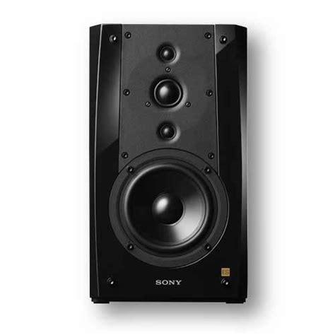 sony ssna5es bookshelf speaker ebay