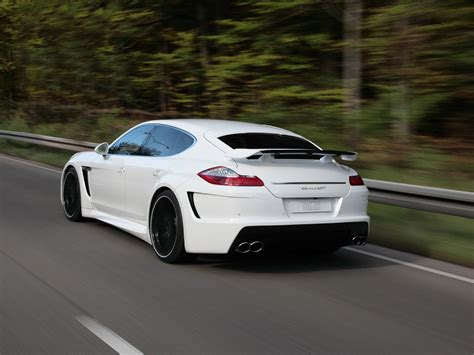 porsche panamera turbo 2010 mad 4 wheels 2010 techart panamera grandgt based on