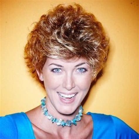 hairstyles curly over 50 short wavy hairstyles women over 50