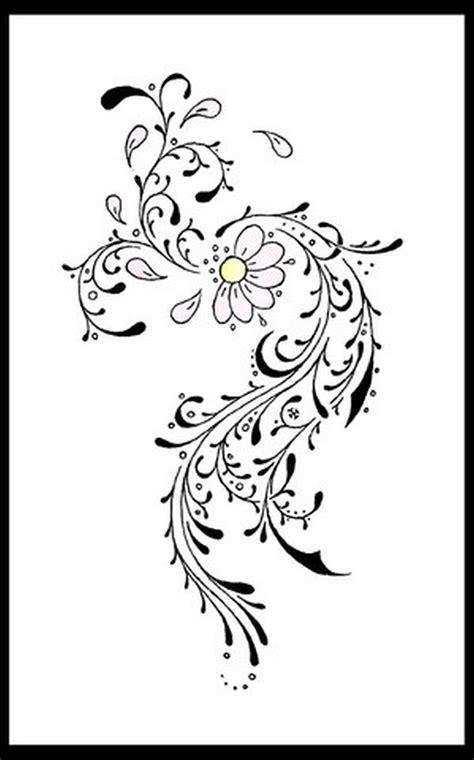 tribal tattoo book tribal flower image 2 tattoos book 65 000