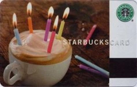Starbucks Gift Card Exchange - gift card happy birthday starbucks russia starbucks col ru starb 006