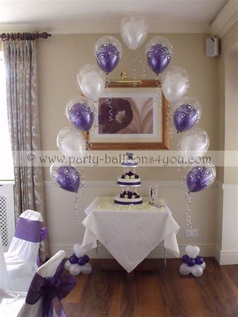 wedding balloon arc   Wedding Cake Table Balloon Arch Kit