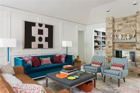 2018 mid century living room decor designs and ideas