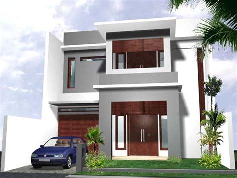 desain rumah minimalis elegan 2 lantai contoh desain rumah minimalis modern 2 lantai terbaru 2016