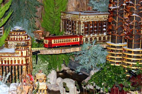 Express Botanic Gardens Wonderland Express Chicago Loop Chicago Botanical