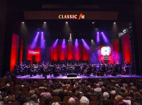 Fm 06 Classic the stage is set classic fm live in cardiff 2014 the performance classic fm