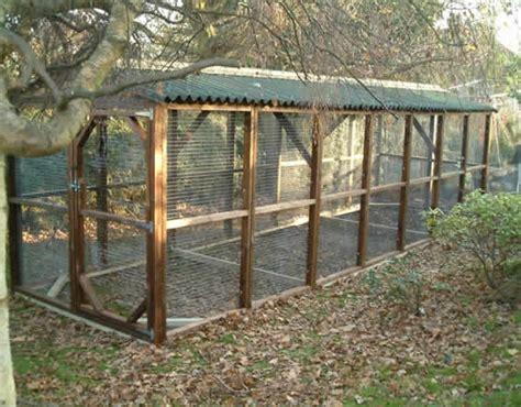 large run poultryhousing