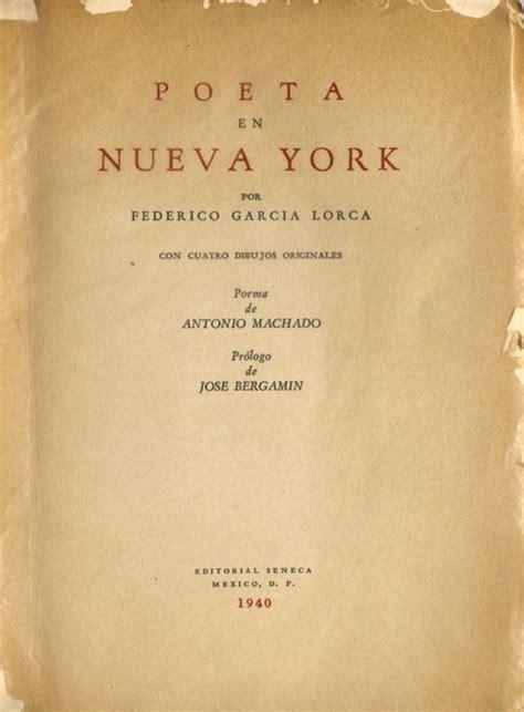 poeta en nueva york 1542642671 resumen de poeta en nueva york