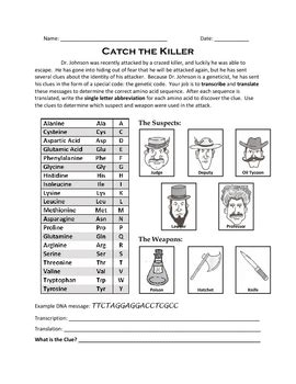 Dna The Secret Of Worksheet by Dna Secret Code By Haney Science Teachers Pay Teachers