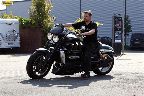 Motorrad Auspuff Verstopft by Triumph Rocket Iii Tuning Gfk Zubeh 246 R