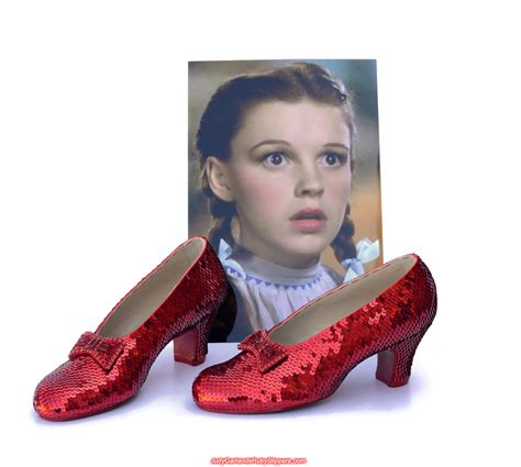 judy garland slippers   28 images   reward for judy