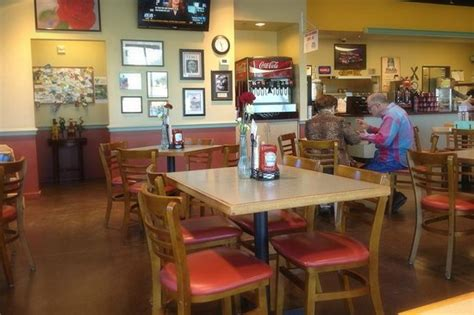 Happy Day Set interior view of s uptown grill looks like a set from the 70 s tv series quot happy days