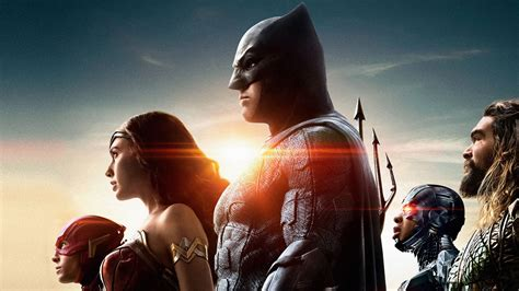 film justice league tayang justice league 2017 the movie