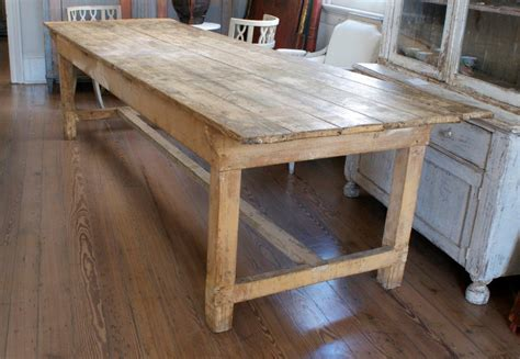 A Farm Table by Farm Table At 1stdibs