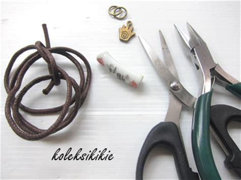 Gunting Ring 6 5 cara membuat gelang kaki d i y do it yourself