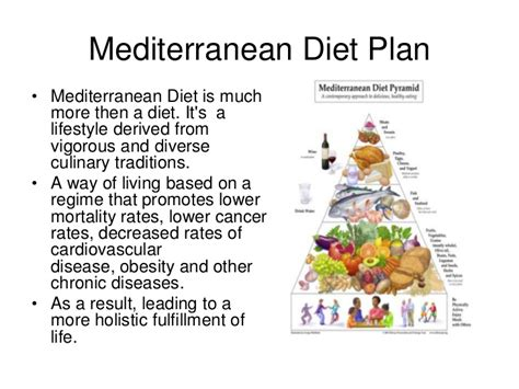 Mediterranean Home Plans by Mediterranean Diet Plan