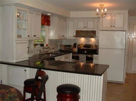 u shaped kitchens designs stove next to refrigerator picture small u shaped