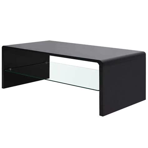 Vidaxl High Gloss Coffee Table Black Vidaxl Co Uk High Gloss Coffee Table Black