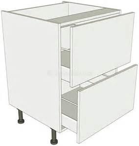 2 drawer base unit lark larks