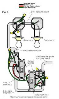 how to install a 3 way switches