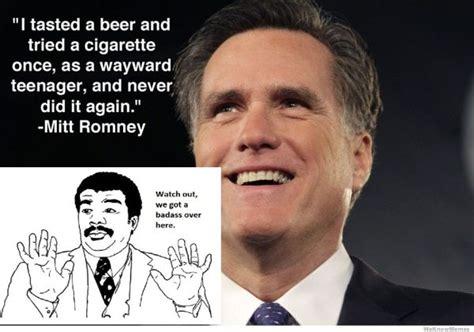 Neil Degrasse Tyson Badass Meme - bad ass mit romney politicalmemes com