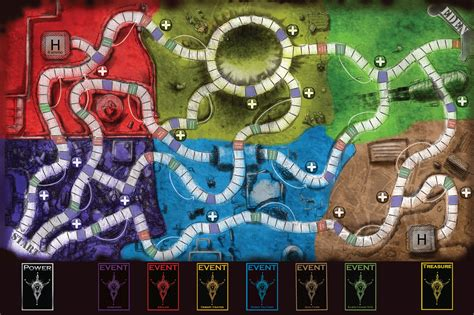 layout game eden board game by charles adams at coroflot com