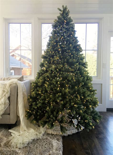 how many feet lights for 8 ft christmas tree royal fir shape artificial tree king of