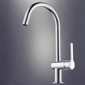 Contemporary Kitchen Faucet by Great In Design Silver Kitchen Faucet Chrome Modern