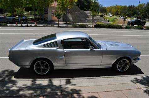 when was the mustang fastback made 1966 ford mustang fastback custom classic ford mustang