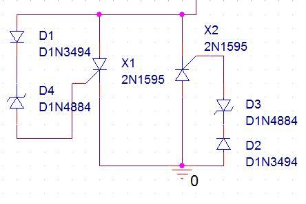 schematics   add diac  orcad electrical