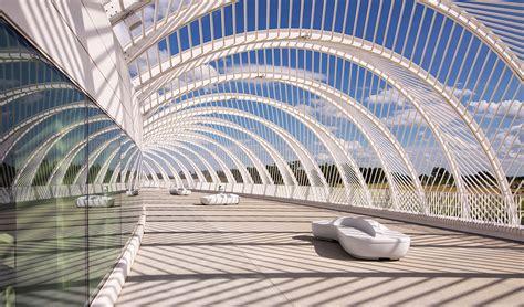 Exterior Home Design Gallery by Florida Polytechnic University By Santiago Calatrava