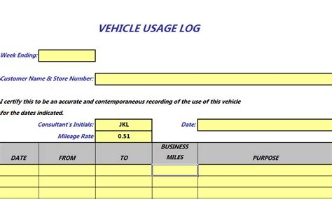 Mileage Reimbursement Spreadsheet by Free Expense Report Form With Mileage Tracker