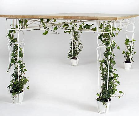 Dining Table Plants Planter Table