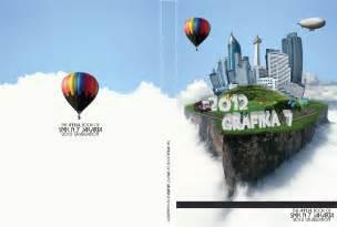 desain cover buku tahunan secercah asa sebutir imajinasi sebuah karya zainariffin