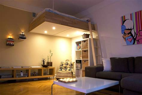 how to build a loft bed for adults adult loft beds space saving solutions with storage ideas