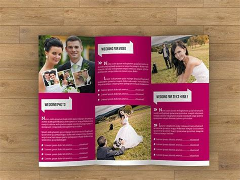 Wedding Company Brochure by 42 Company Brochure Templates In Psd Free Premium