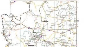 northern arizona map mapping proposals