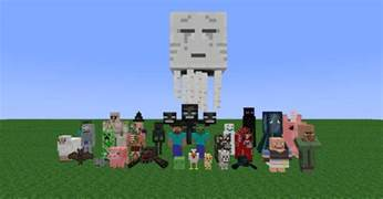 all minecraft characters minecraft