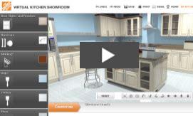home depot design connect online kitchen planner my kitchen planner