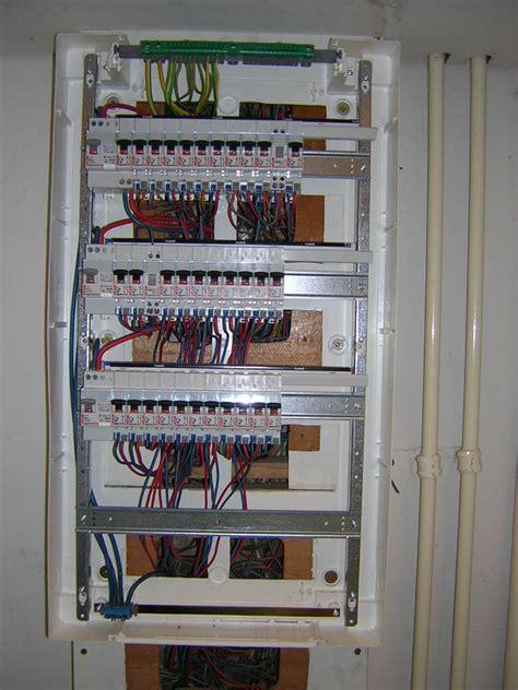 Armoire Electrique Triphas by Tableau Electrique Encastrable Legrand Menuiserie Image