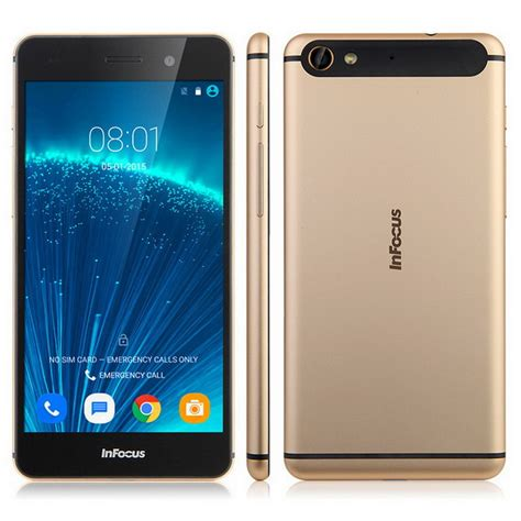android 5 1 features 5 2 infocus v5 smartphone 4g octa 2gb 16gb android 5 1 dual sim 13mp oro ebay