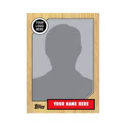 free trading card template customizable trading card 1987 vintage topps