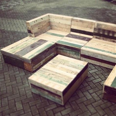 10 Diy Ideas For Wooden Pallets Diy Recycled Patio Pallet Furniture Plans