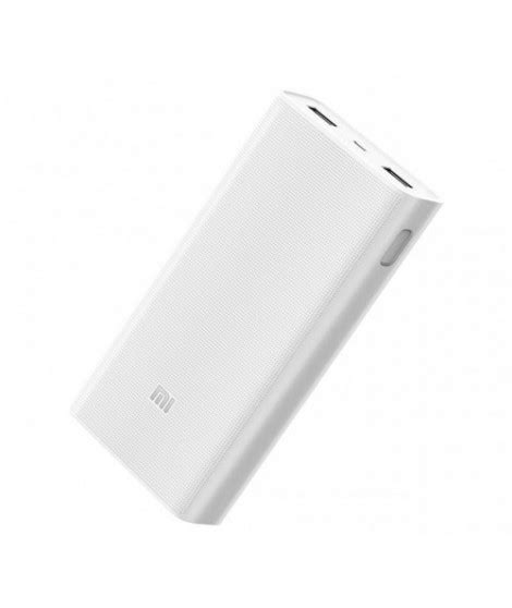 Power Bank V 20 000 Mah xiaomi power bank 2c 20 000 mah