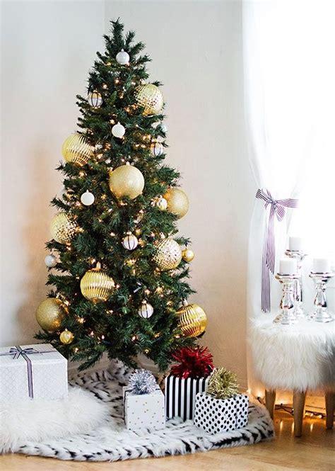 decorar arbol de navidad 2018 decoraci 243 n de 225 rboles de navidad 2018 2019 208 ecoraideas